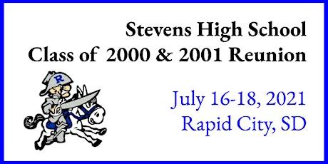 Stevens High School Class of 2000 & 2001 Reunion tickets