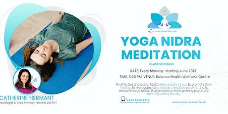 Yoga Nidra Meditation tickets
