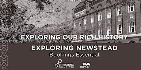 Exploring the Industries That Shaped Newstead Tour tickets