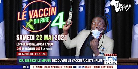 VACCIN DU RIRE tickets