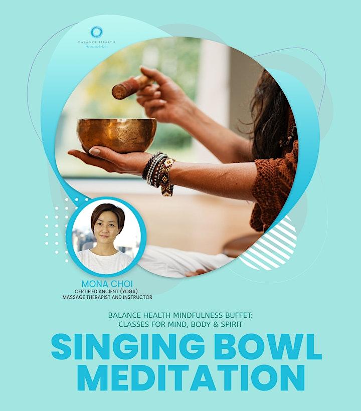 Singing Bowl Meditation image