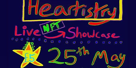 Heartistry Presents: The Next Wave (NFT Showcase) tickets