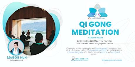 Qi Gong Meditation tickets