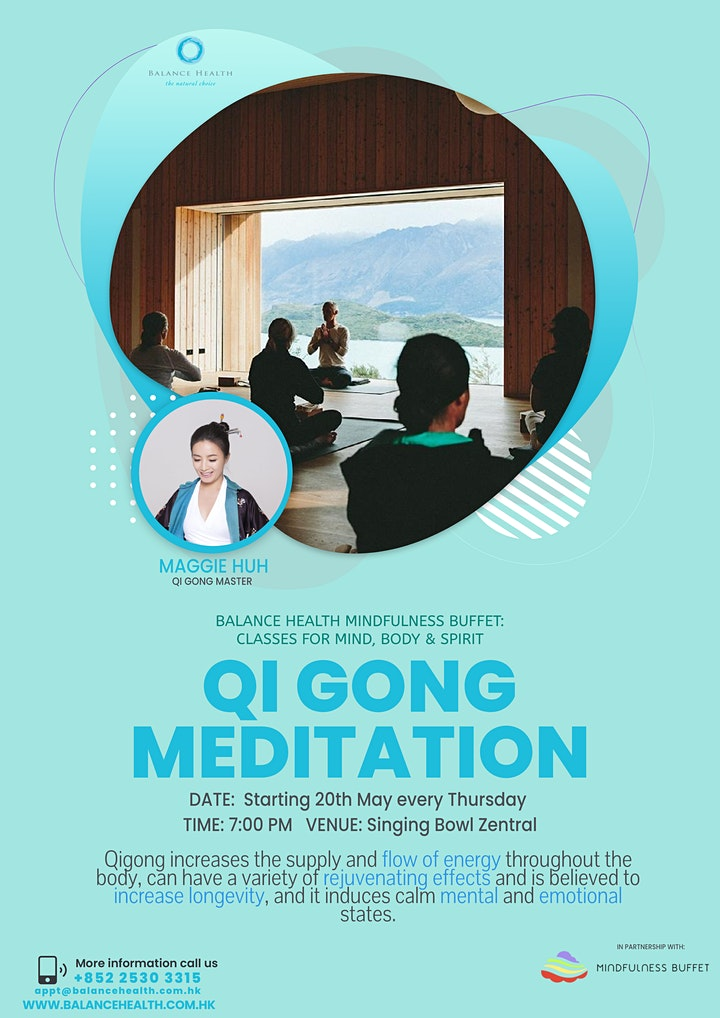 Qi Gong Meditation image