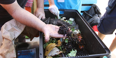 Free Online Composting and Worm Farming Workshop tickets