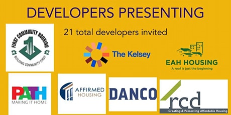Showcasing Noteworthy Affordable Housing Projects in Santa Clara County tickets