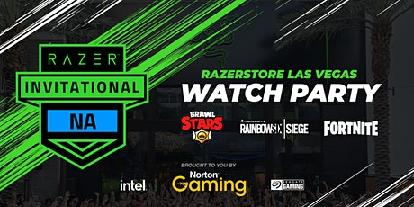 Razer Invitational x RazerStore Las Vegas Watch Party tickets