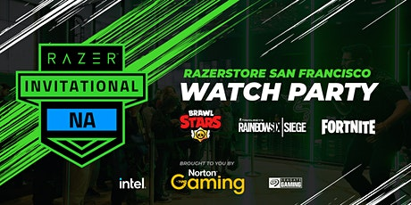 Razer Invitational x RazerStore San Francisco Watch Party tickets