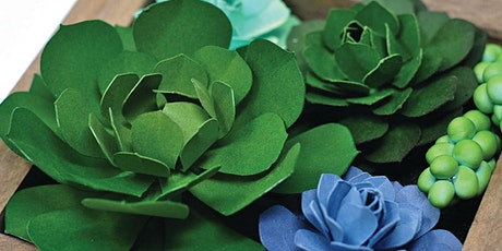 Paper Succulent Gardens for Veterans (Rotaract Dublin Social Service Event) tickets