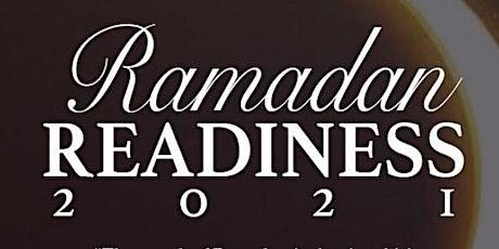 Islamic Sciences: Ramadan Readiness Session - Day 11 tickets