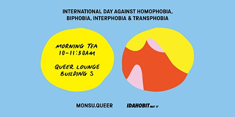 IDAHOBIT Queer Morning Tea and Midsumma March Poster Making tickets