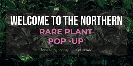 Northern Rare Plant Pop - Up tickets
