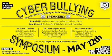 Cyberbullying Symposium tickets