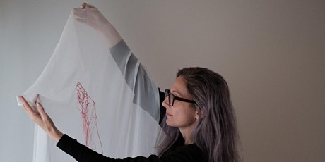 'A link, a loop, a circle' Sue Jo Wright creative textiles based workshop tickets