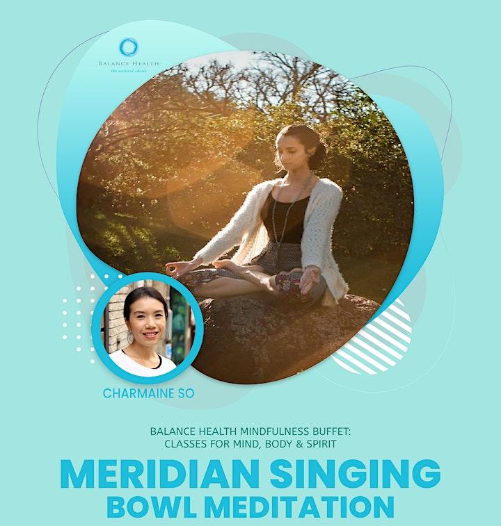 Meridian Singing Bowl Meditation image
