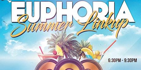Euphoria (Summer LinkUp) 3hr AfroCaribbean Yacht Party tickets