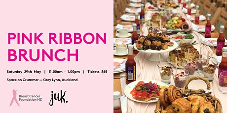 JUK Pink Ribbon Breakfast tickets