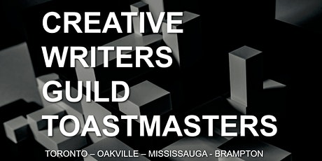 Creative Writers Guild TM Charter Club  [Canada] tickets