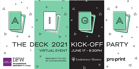 The Deck 2021 Kick-Off Party tickets