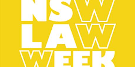 Celebrating Law Week - Estate Planning tickets