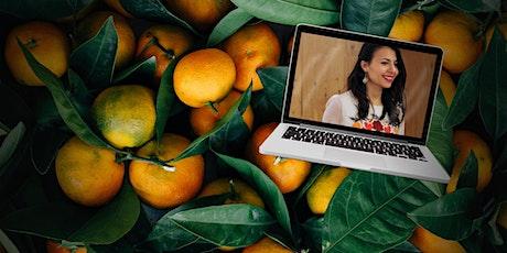 Genealogy of Scent: Citrus, with Dana El Masri (online) tickets