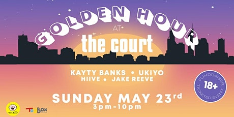 """Golden Hour"" at The Court tickets"