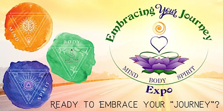 Embracing Your Journey Expo - June 26th 2021 tickets