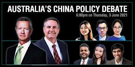 Australia's China Policy Debate tickets