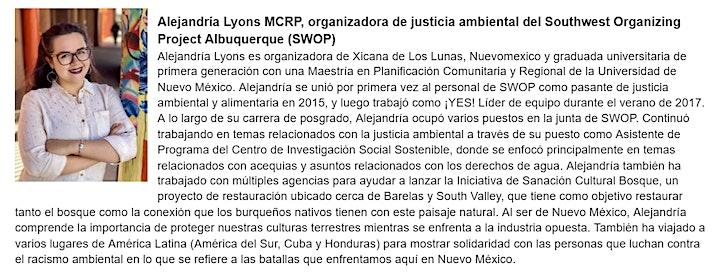Justicia ambiental: accesibilidad de datos del EPA para comunidades Latinx image