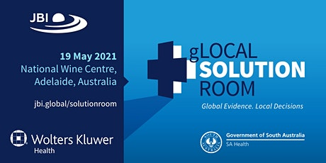 JBI gLocal Solution Room 2021 tickets