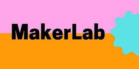 MakerLab - Hub Library - K-Nex tickets