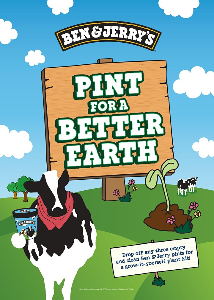 Ben & Jerry's Join The Climate Moo-vement image