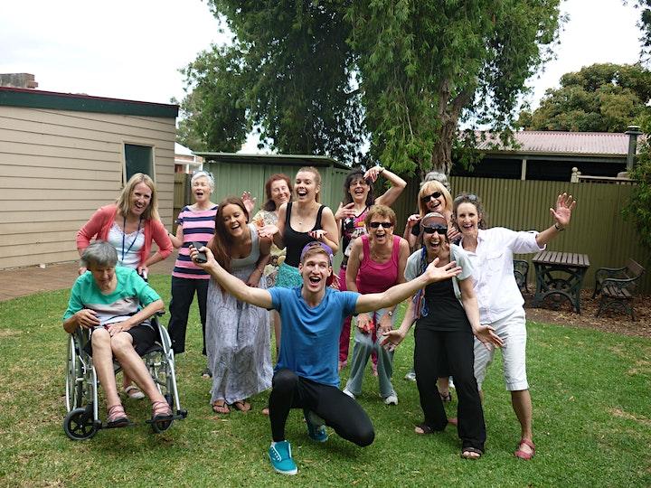 Laughter Clubs SA Saturdays image