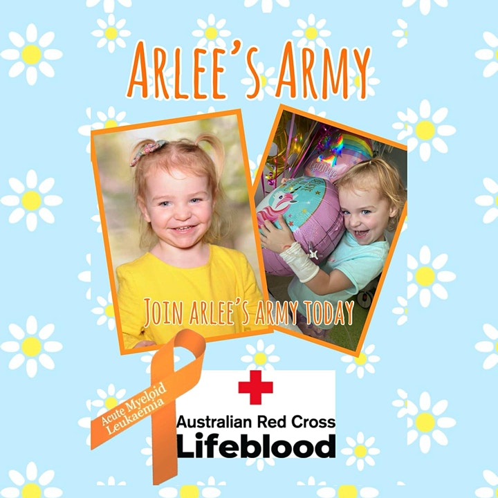 Arlee's Army Fun Day and Blood Drive image