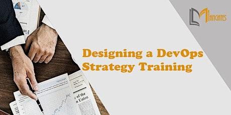 Designing a DevOps Strategy 1 Day Training in Queretaro boletos