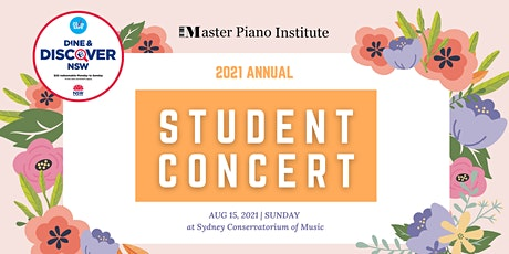 2021 MPI Student Annual Concert_session 1 @ 11:00 AM (Youth) tickets