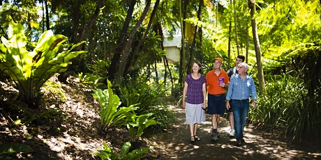 Guided Tour - Bush Tucker and The Rainforest, Roma Street Parkland tickets