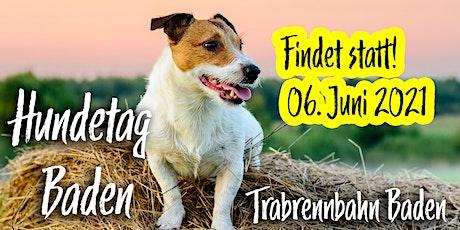 Hundetag Baden Tickets