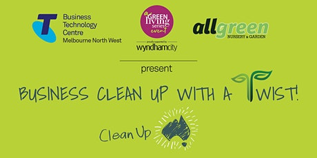 Business Clean Up With a Twist tickets