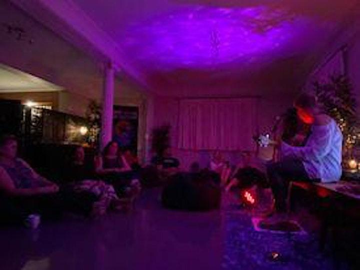 Conscious Clubhouse Presents  TASHKA URBAN - Transported image