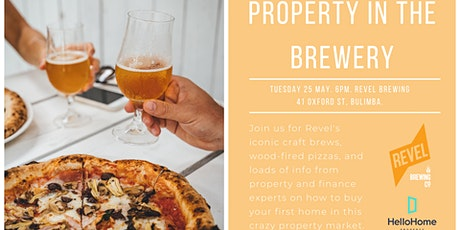 Property in the Brewery - Bulimba Edition tickets