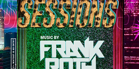 Rooftop Sessions Sundays with DJ FRANK ROTH tickets