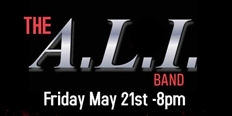 A.L.I Band at Diamond Music Hall tickets