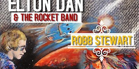 Elton Dan and Robb Stewart at Diamond Music Hall tickets