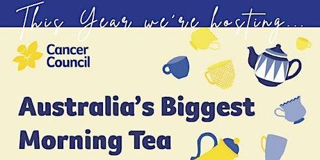 Alldis&Cox - Cancer Council Biggest Morning Tea tickets