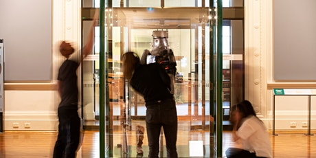 Ned Kelly's armour: curator talk tickets