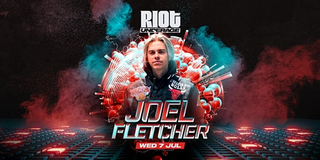 Riot Underage  • Wednesday July 7th 2021 tickets
