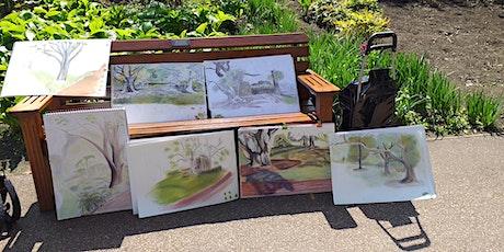 Landscape day at Dr Neil's garden in Duddingston tickets