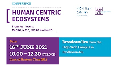 Human Centric Ecosystems tickets