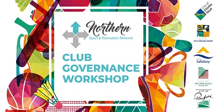 Club Governance Workshop tickets